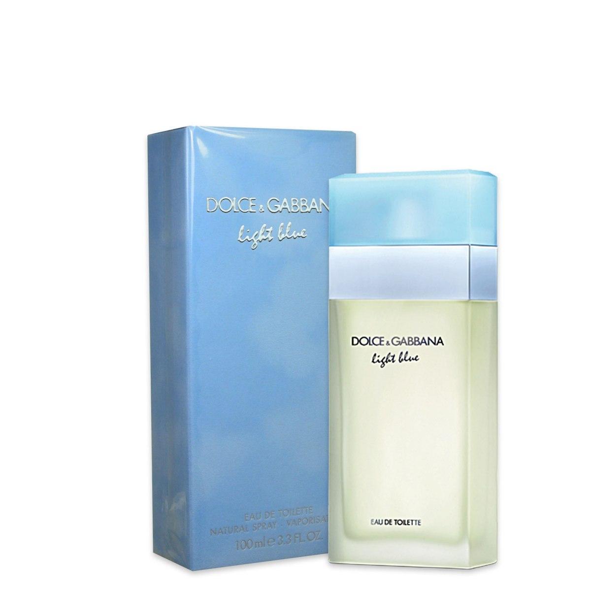 dolce gabbana dolce gabbana light blue 100ml femme d g7832 3423473020233. Black Bedroom Furniture Sets. Home Design Ideas