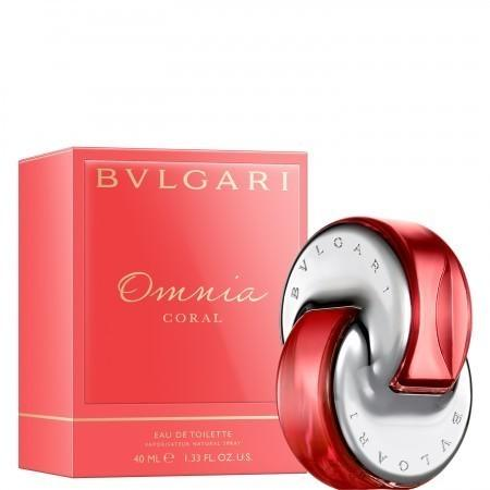 Bulgari omnia coral edt 40ml vp