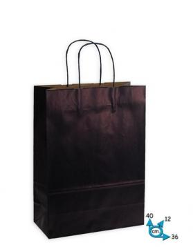 Shoppers carta f.to.36 + 12 x 41 col. blu  notte m. r.