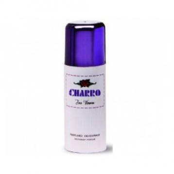 Charro for woman new deodorant