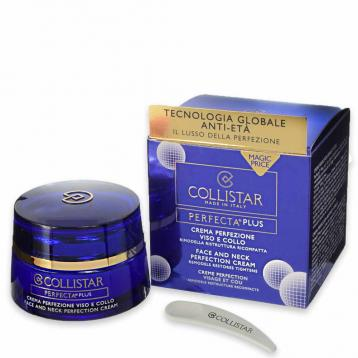 Collistar crema perfecta 50 ml plus viso e collo