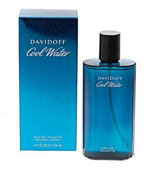 Davidoff c.water uomo edt 125ml vapo