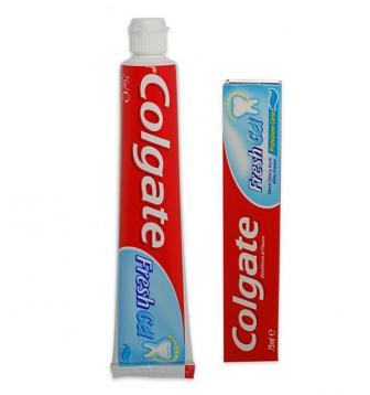 Colgate dent. fresh gel  75 ml