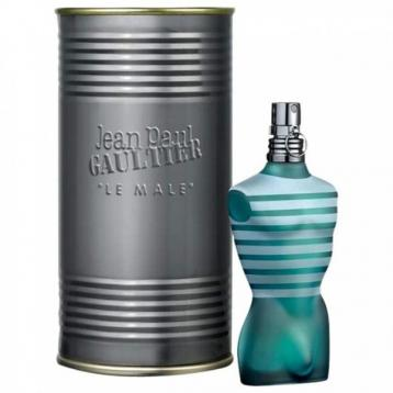 Gaultier le male edt 75ml uomo