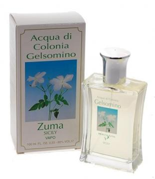 Acqua di colonia gelsomino 100ml spray