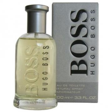 Boss bottled edt 30ml uomo