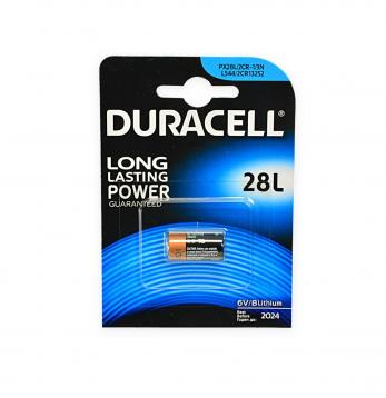 Duracell 28l 'px28l' 6v lithio photo