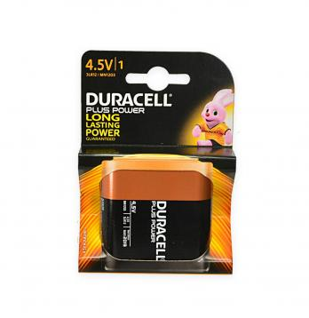Duracell plus power 4,5v 'pila piatta'