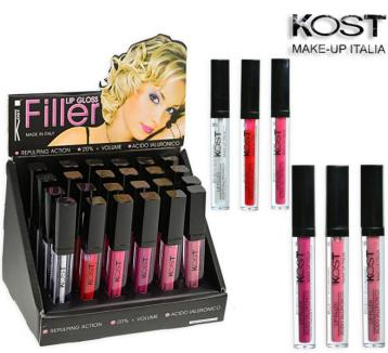 Display lip gloss filler kost 24 pz cod 'a'