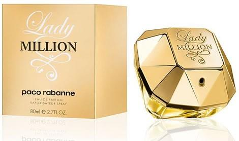Lady million edp 50ml vp
