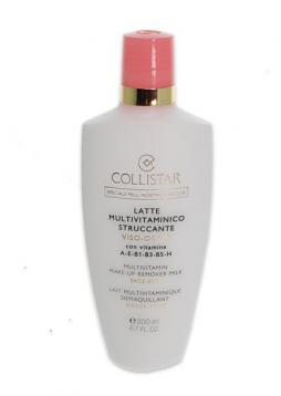 Collistar latte multivitaminico struccante 200 ml