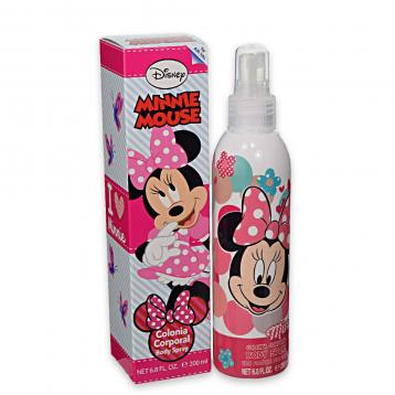 Minnie mouse colonia corpo 200ml vapo