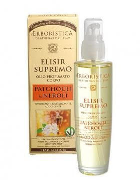 Elisir supremo 'patchouli & neroli' 100ml