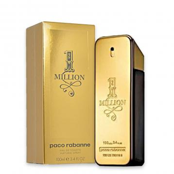 One million edt 100ml vp uomo