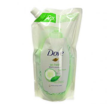 Dove det. liq. ricarica 500 ml go fresh touch