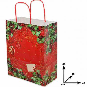 Shoppers carta f.to 45 + 15 x 49 f. stella natale