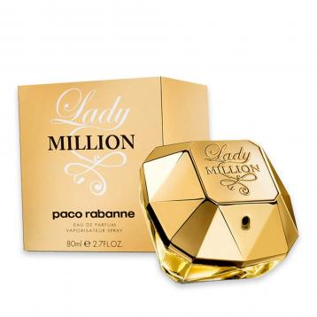 Lady million edp 80ml vp