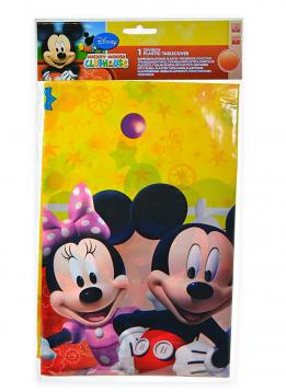 Tovaglia in plastica cm. 120 x 180 playful mickey
