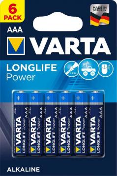 Varta longlife power aaa \