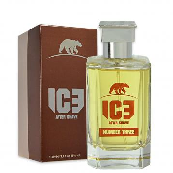After shave 100 ml ice three