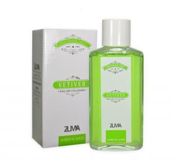 Colonia vetiver zuma 250 ml
