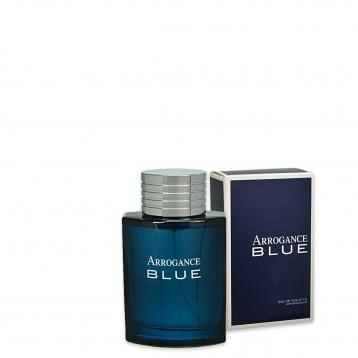 Arrogance blue edt 50 ml