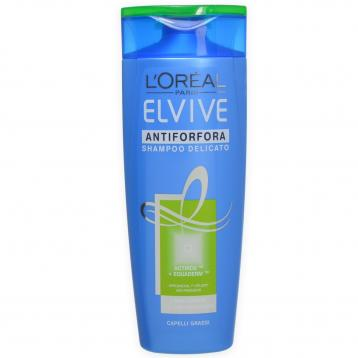 Elvive shampoo 250 ml antif. grassi