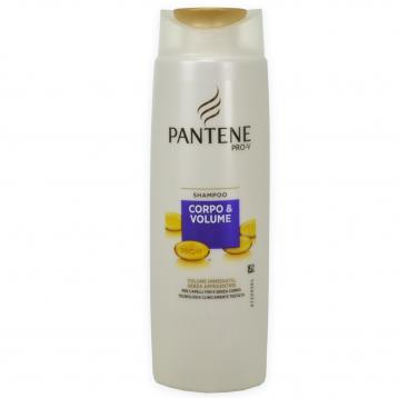 Pantene shampoo 250 ml 1 in 1 corpo&volume