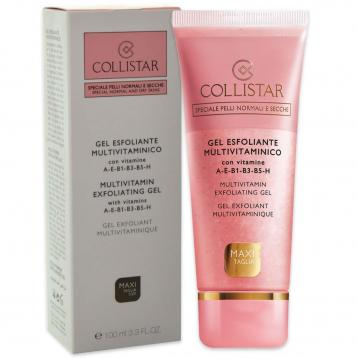 Collistar gel esfoliante multivitaminico 100 ml