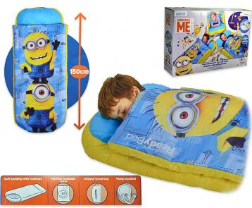 Junion ready bed minions