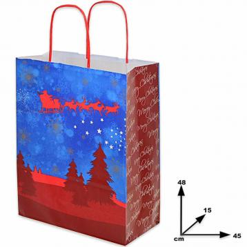 Shoppers carta f.to 45 + 15 x 49 f. noel