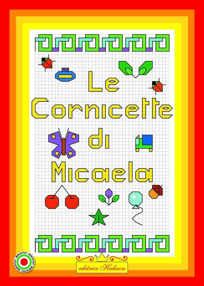Editrice Hedison Libro Editoriale Da Colorare Le Cornicette