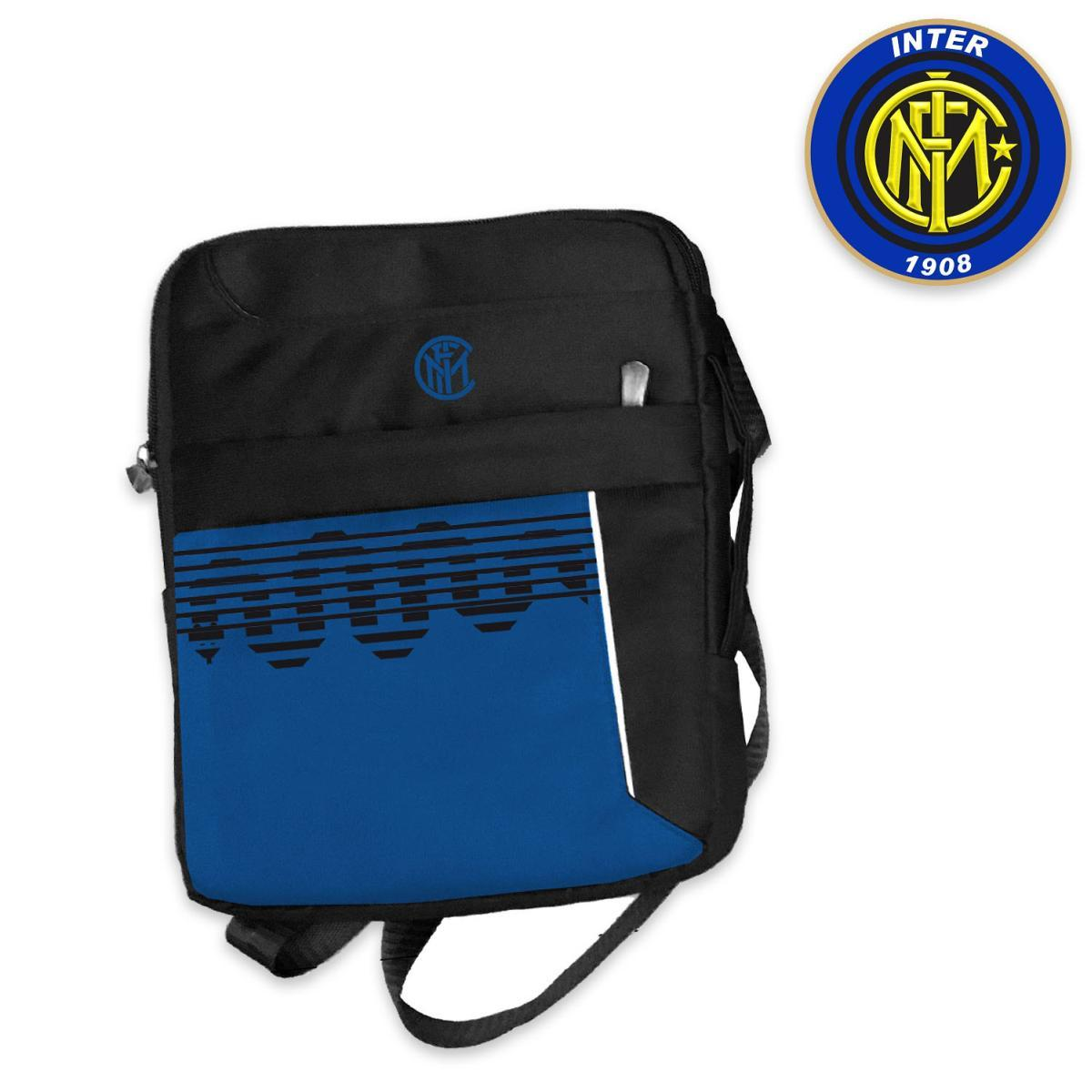 Borsello porta tablet 100%pl inter