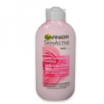 Garnier skin nat. clean sensitive latte 200 ml