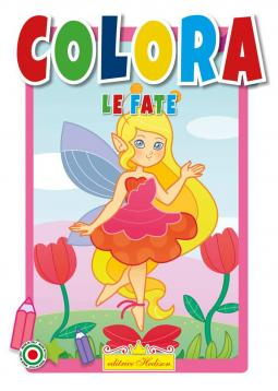 Libro da colorare ... le fate