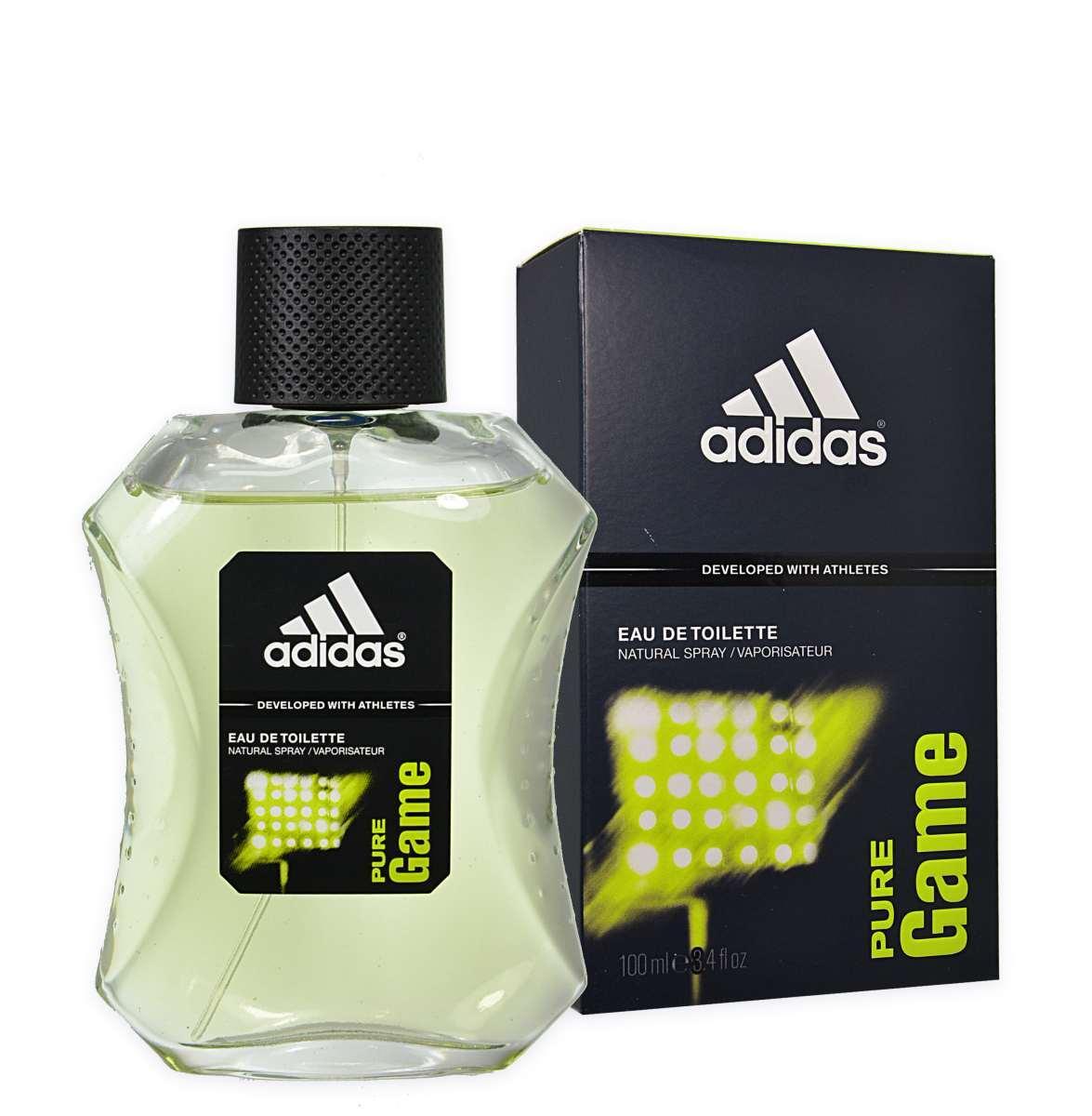 Adidas Adidas pure game edt 100ml vp ADI215150 3607345216805 574c95fcb3