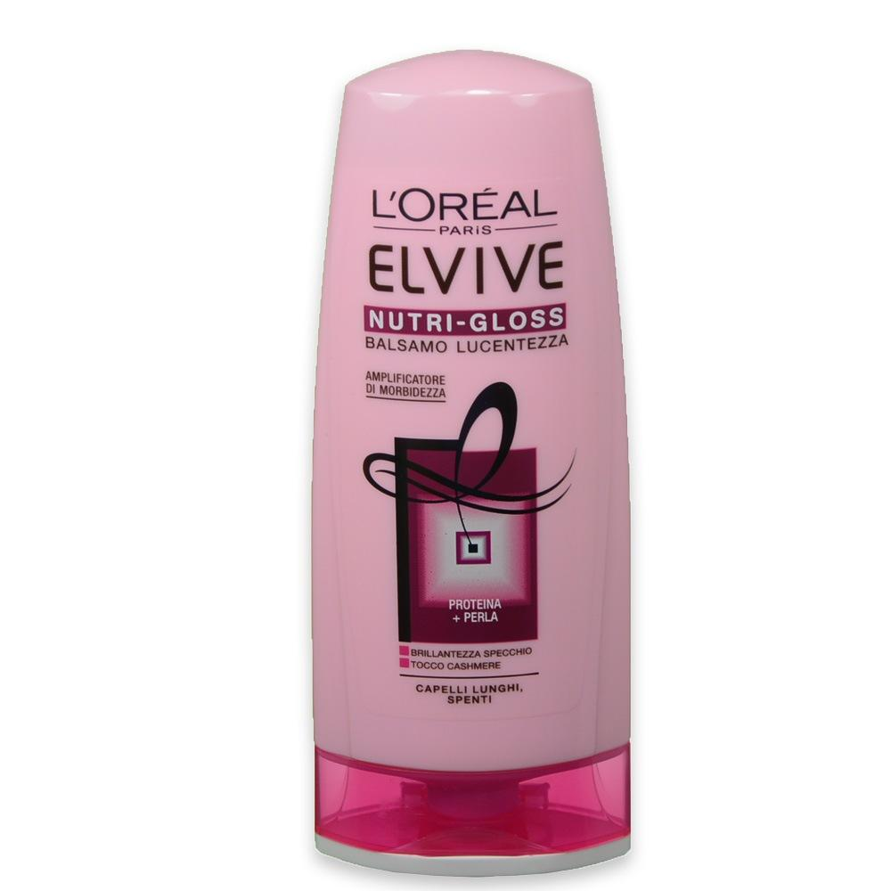 Elvive balsamo 200 ml nutri-gloss