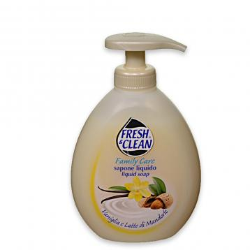 Fresh   clean sap. liq. erog. 300 ml vaniglia e latte di mandorla 2695381c4bad