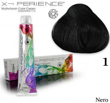 X - perience color cream 100 ml 1 nero