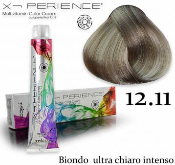 X - perience color cream 100 ml 12.11 biondo ultra chiaro intenso