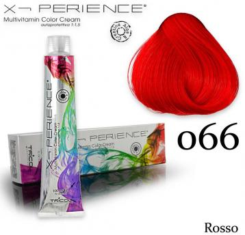 X - perience color cream 100 ml 066 rosso
