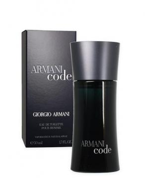 Armani black code edt 50ml vap