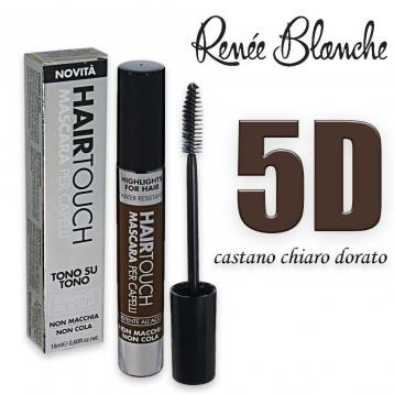Hair touch mascara capelli 18 ml 5d