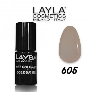 Layba 5 ml semipermanente n° 605