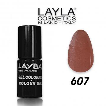 Layba 5 ml semipermanente n° 607