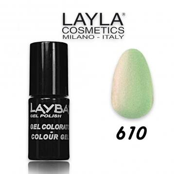 Layba 5 ml semipermanente n° 610