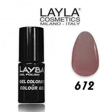 Layba 5 ml semipermanente n° 612