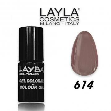 Layba 5 ml semipermanente n° 614
