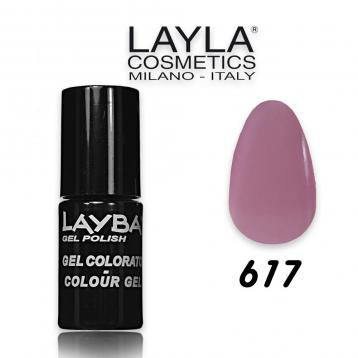 Layba 5 ml semipermanente n° 617