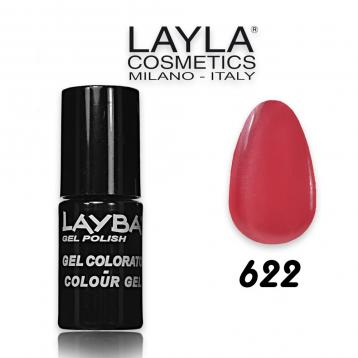Layba 5 ml semipermanente n° 622